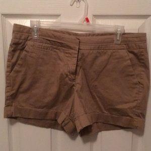 """Women's Express Khaki Shorts, 5"""" inseam"""